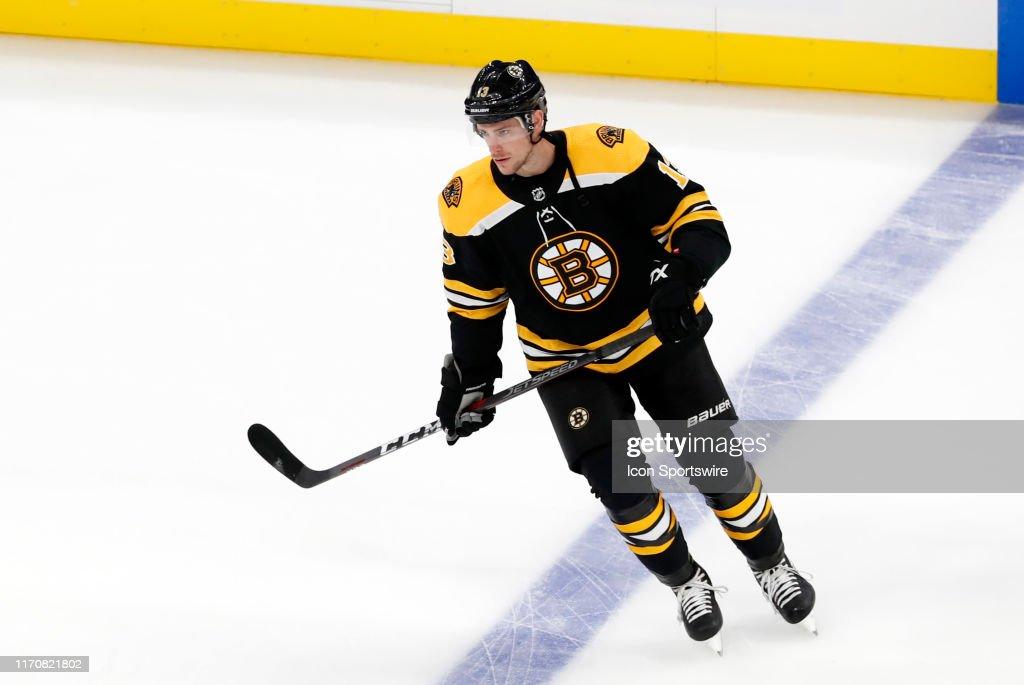 NHL: SEP 23 Preseason - Flyers at Bruins : ニュース写真