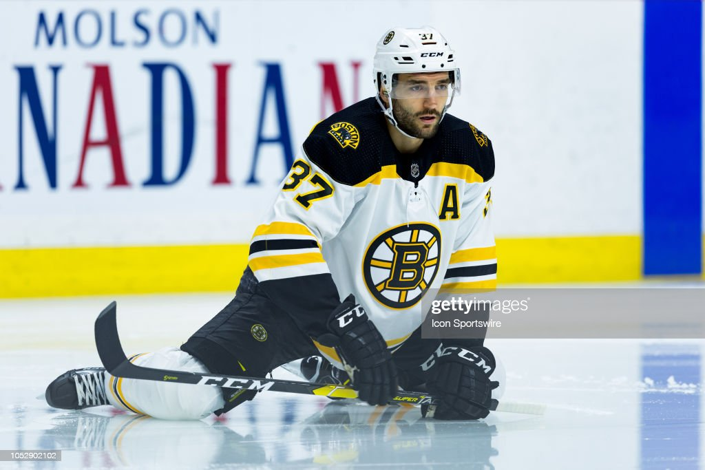 NHL: OCT 23 Bruins at Senators : News Photo