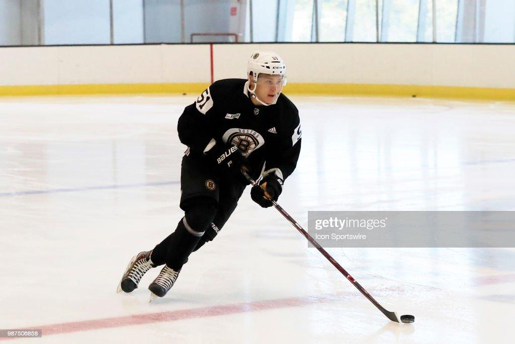 NHL: JUN 29 Bruins Development Camp : News Photo