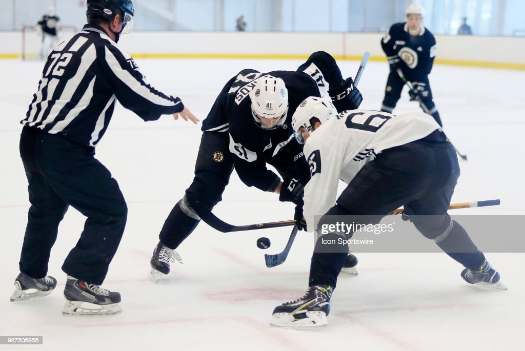 NHL: JUN 29 Bruins Development Camp : News Photo