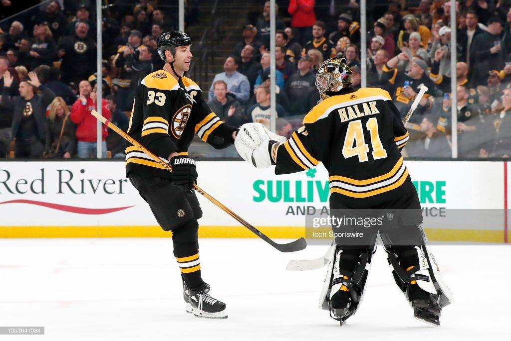 NHL: OCT 25 Flyers at Bruins : News Photo