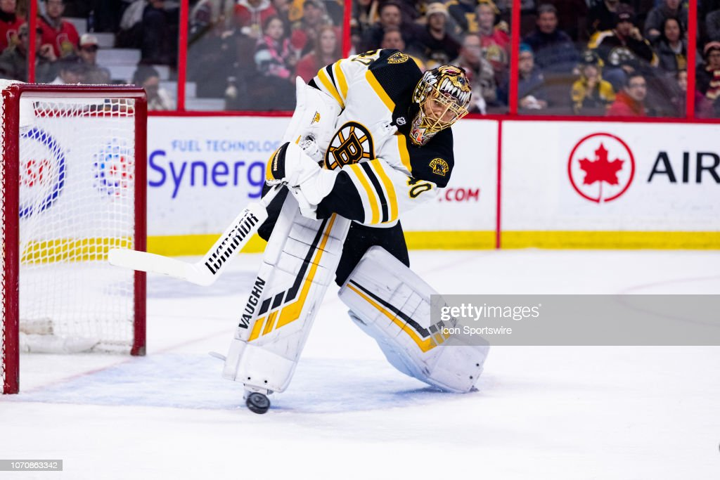 NHL: DEC 09 Bruins at Senators : News Photo