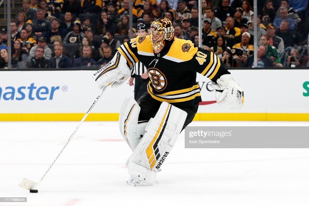 NHL: OCT 22 Maple Leafs at Bruins : News Photo