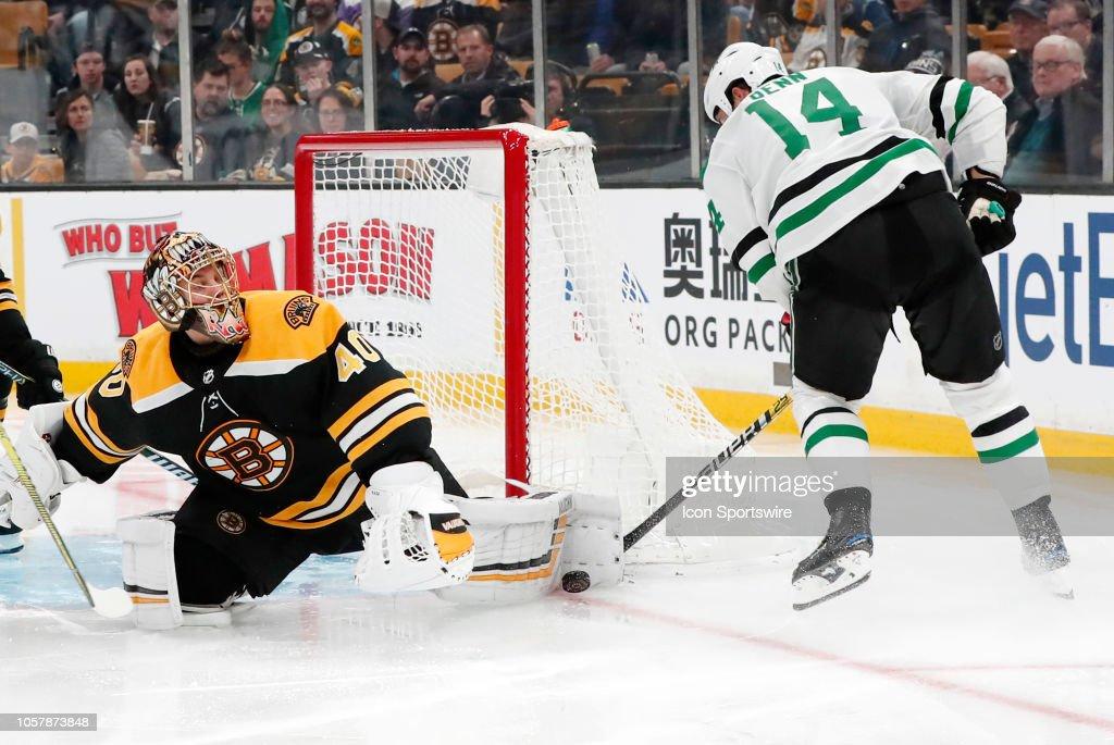 NHL: NOV 05 Stars at Bruins : News Photo