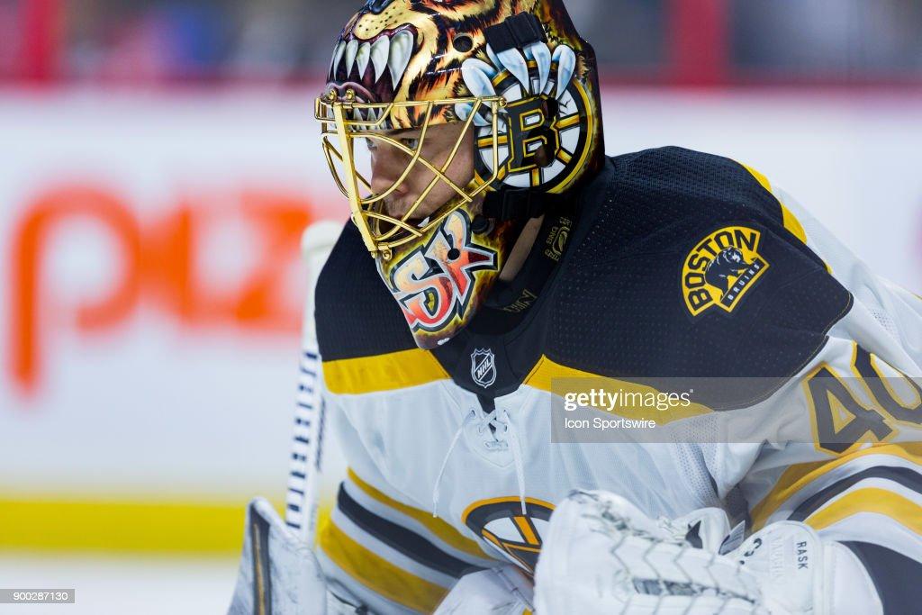 NHL: DEC 30 Bruins at Senators : News Photo