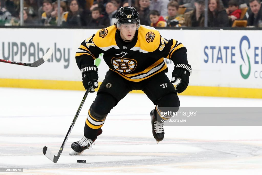 NHL: DEC 01 Red Wings at Bruins : News Photo