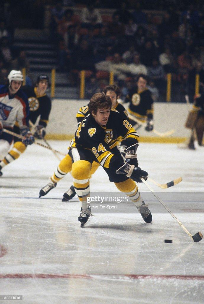 Bruins v Rangers : News Photo