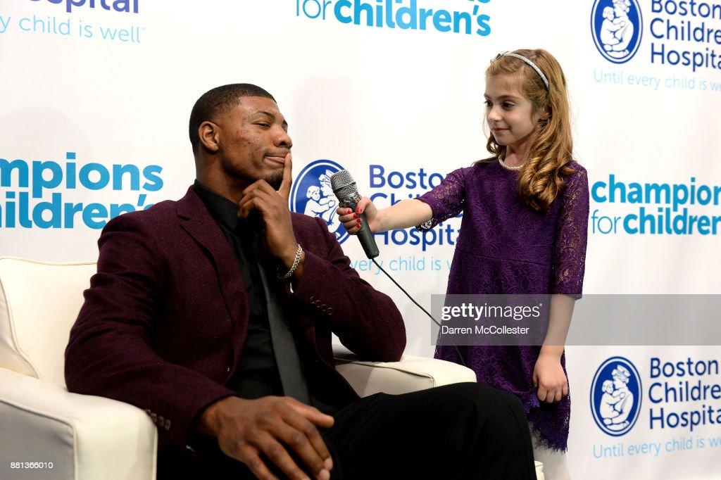 """Boston Children's Hospital Celebrates """"FanFest"""" at 2017 Champions for Children's Gala : News Photo"""