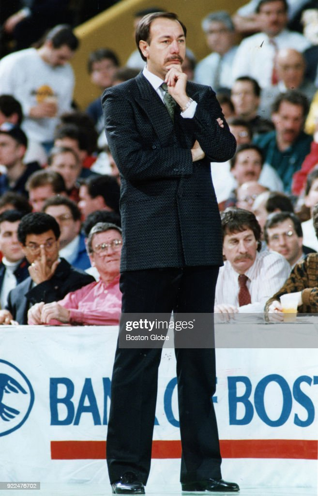 Boston Celtics Coach Chris Ford : News Photo