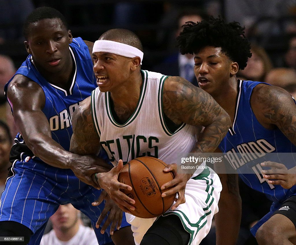Orlando Magic Vs Boston Celtics At TD Garden Pictures | Getty Images
