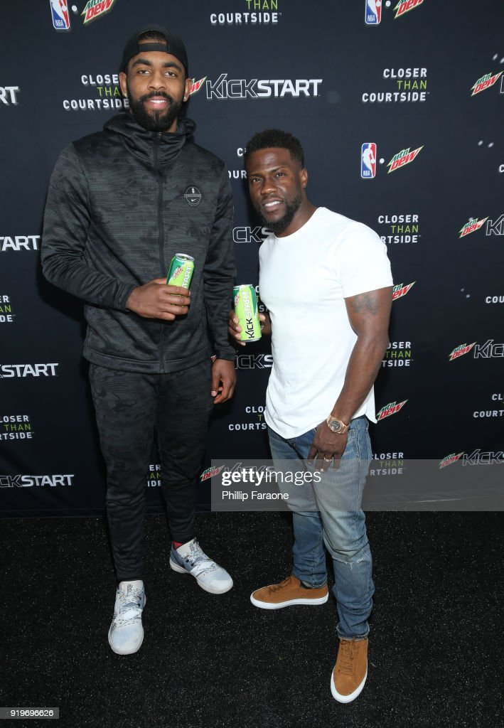 Mtn Dew Kickstart Brings Fan Closer Than Courtside at Courtside Studios During All-Star Weekend
