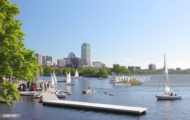 Boston Charles River Public Marina