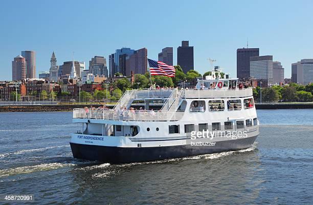 Boston City Entertainment Cruise Boat