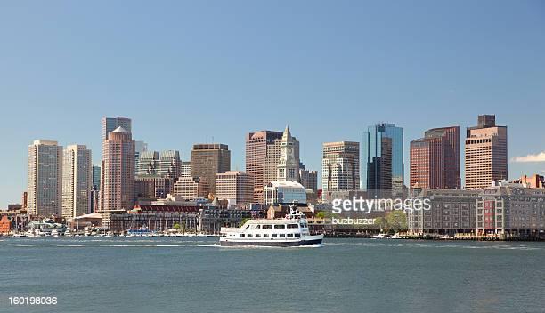 Boston City Tour Boat