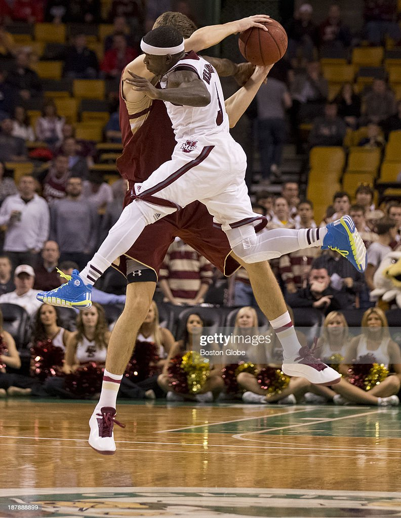 UMass Vs. Boston College At TD Garden Pictures | Getty Images