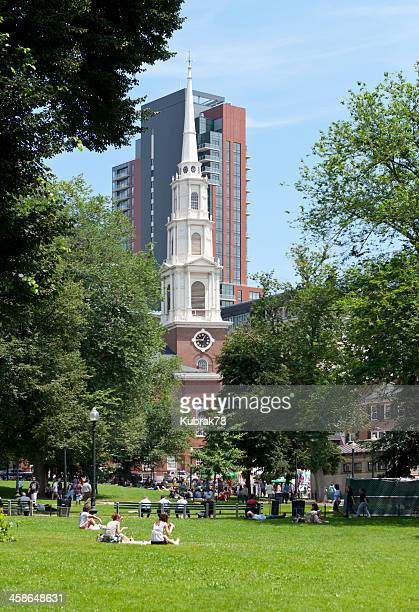 Boston Common, Massachusetts