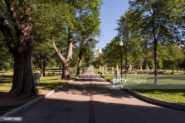 Boston Common public park