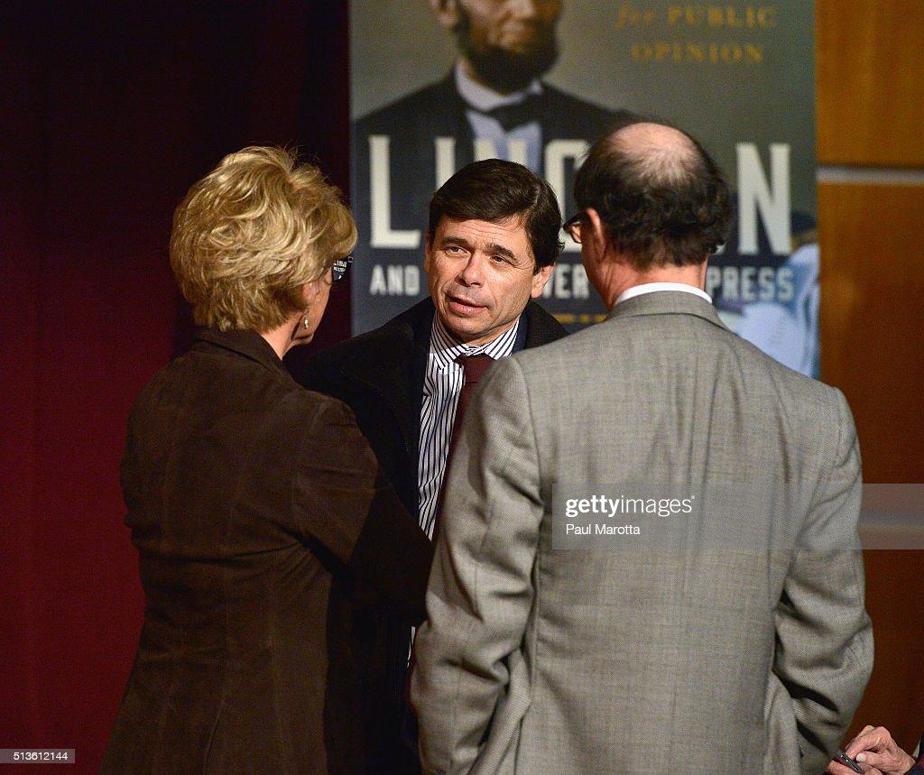 Boston Globe Spotlight Team Reporter Michael Rezendes