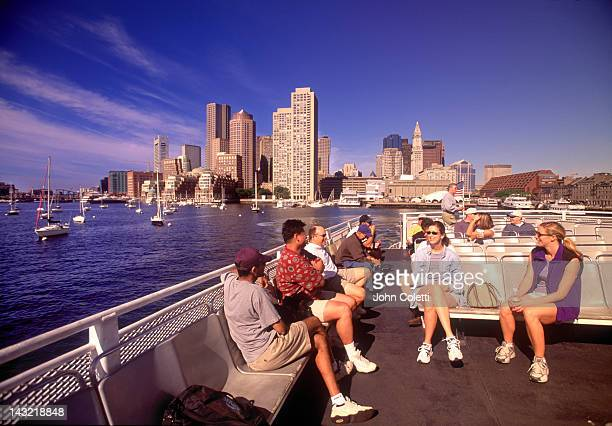 Boston Harbor Ferry, Boston, MA