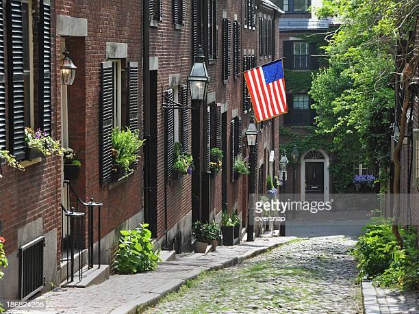 Boston hill