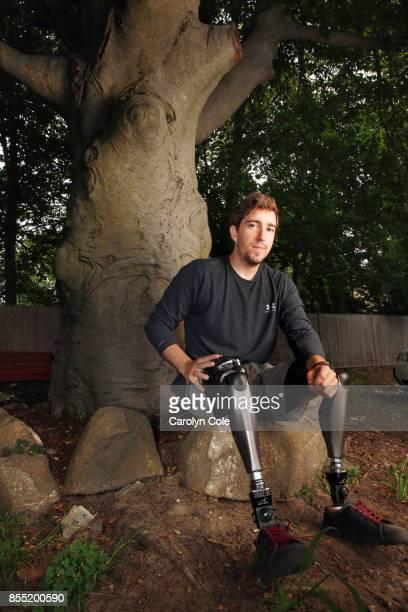 Boston marathon bombing survivor Jeff Bauman wrote a memoir that has been adapted into the new movie Stronger starring Jake Gyllenhaal Jeff Bauman is...