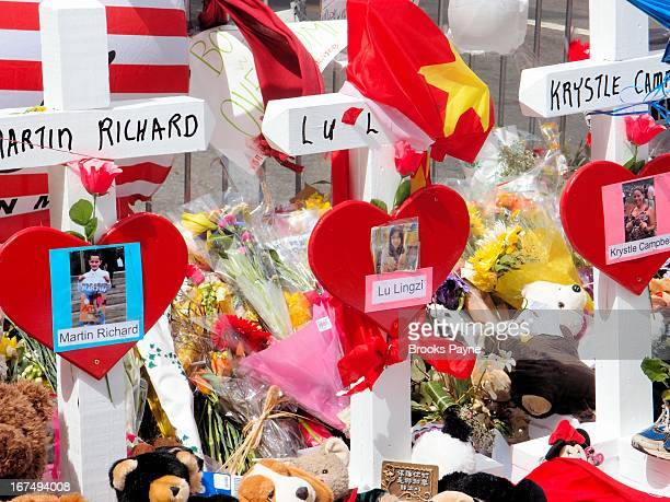 CONTENT] Boston marathon bombings memorial at ground zero