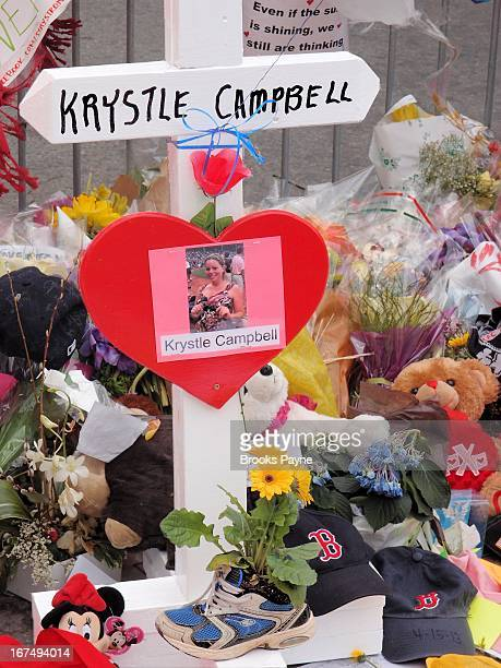 CONTENT] Boston marathon bombings tragedy memorial for one of our loved ones that were lost in this tragedy