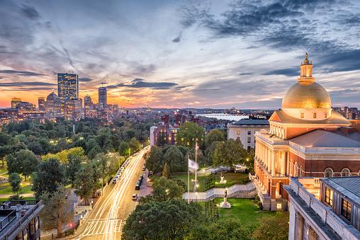 Boston, Massachusetts, USA 695119794