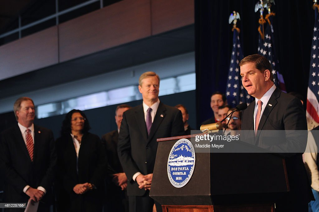 USOC Selects Boston As Applicant City To Host The 2024 Olympic and Paralympic Games