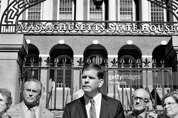 Boston Mayoral Candidate Marty Walsh wins the election by defeating John Connolly 5248% replacing 5term 20year Boston Mayor Tom Menino On November 5...