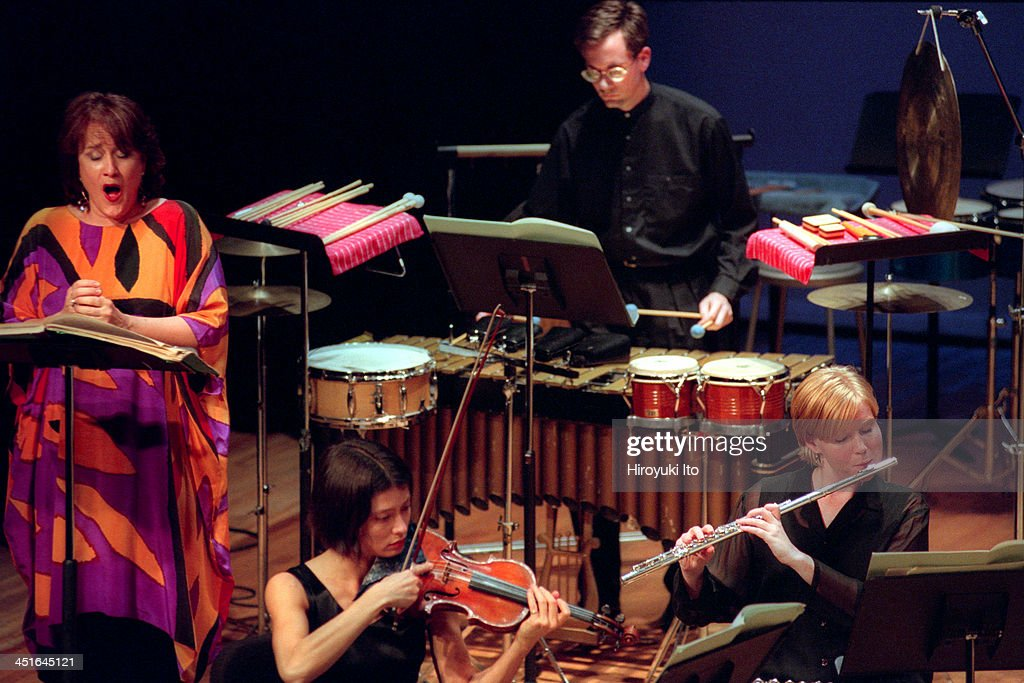 Boston Modern Orchestra : News Photo