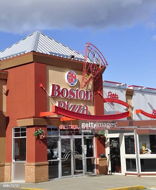 Pizza de Boston restaurante