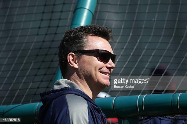 Boston Red Sox Executive Vice President/General Manager Ben Cherington