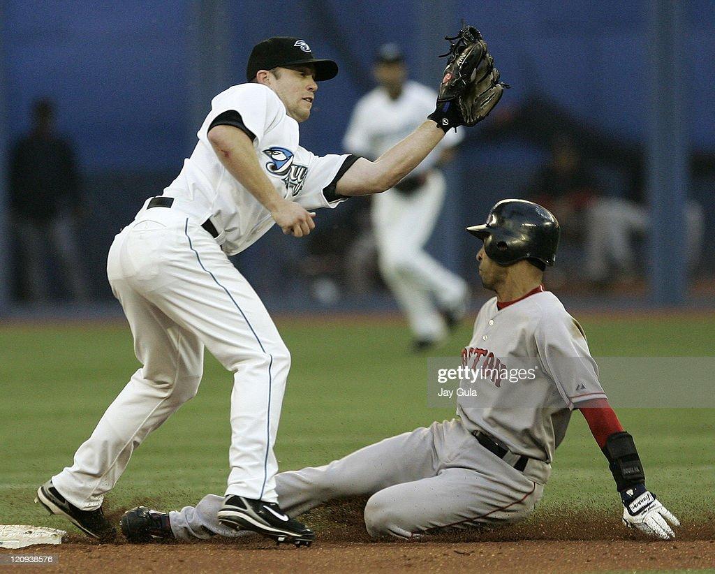 Boston Red Sox vs Toronto Blue Jays - May 10, 2007