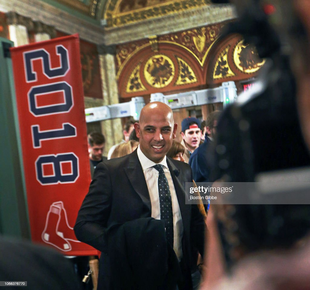 Premiere Of Red Sox 2018 World Series Documentary : News Photo
