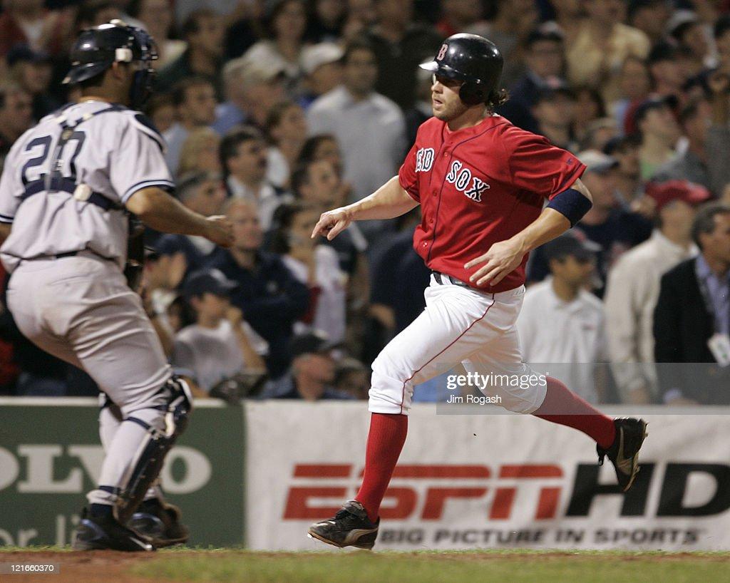 New York Yankees vs Boston Red Sox - July 25, 2004