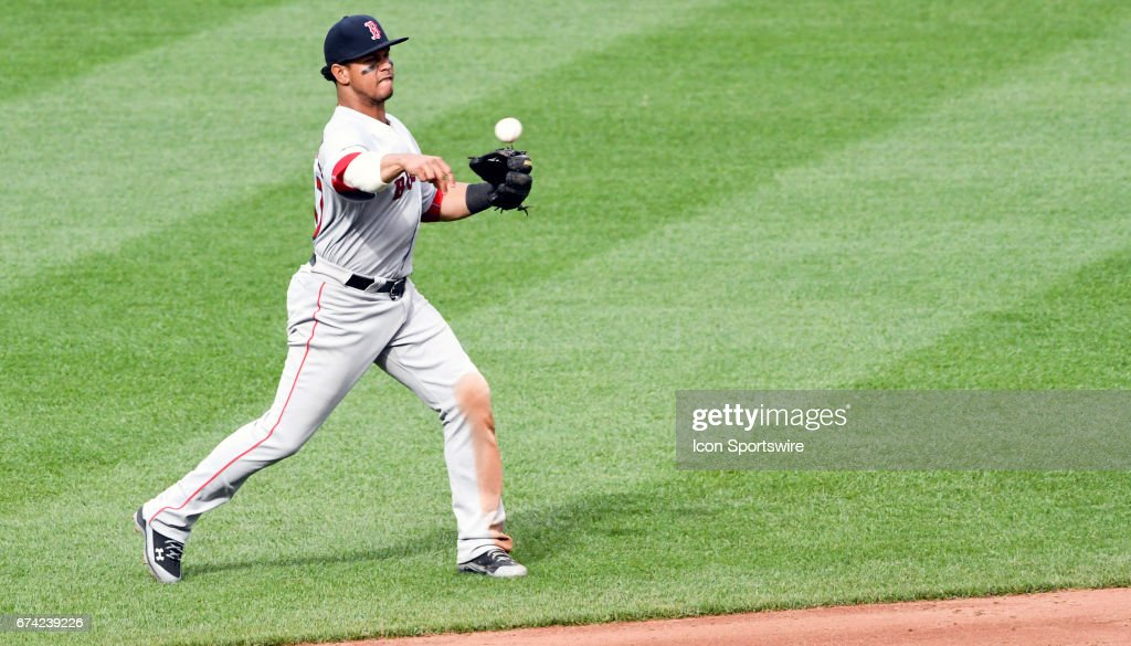 MLB: APR 23 Red Sox at Orioles Pictures   Getty Images
