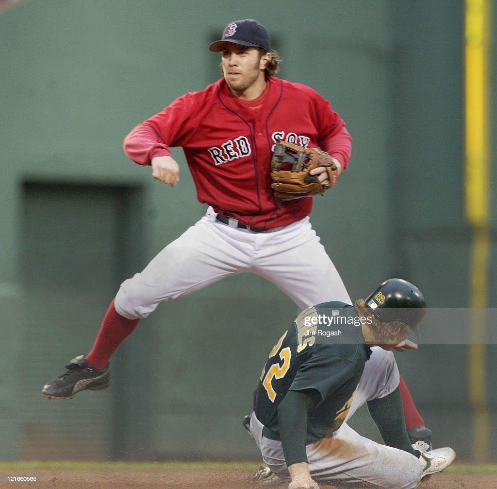 Oakland Athletics vs Boston Red Sox - May 26, 2004