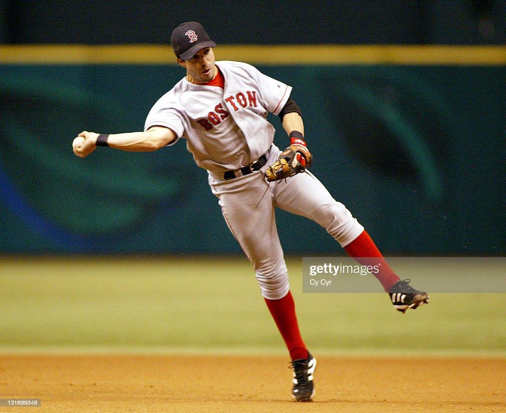 Boston Red Sox vs Tampa Bay Devil Rays September 26, 2003
