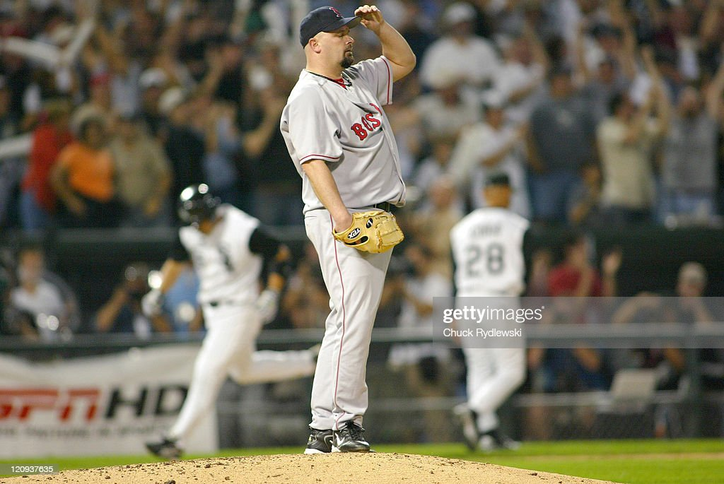 2005 ALDS - Boston Red Sox vs Chicago White Sox - Game 2