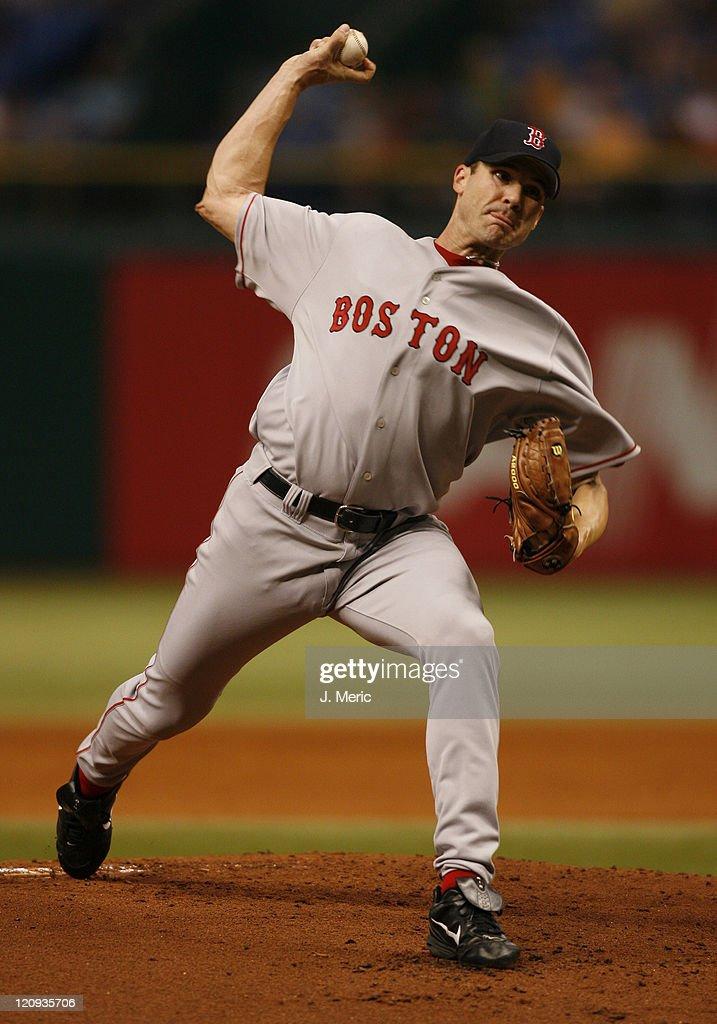 Boston Red Sox vs Tampa Bay Devil Rays - July 5, 2006