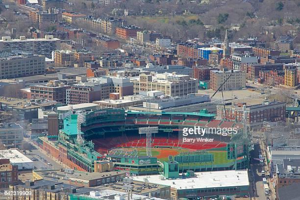 Boston Red Sox's stadium, Fenway Park