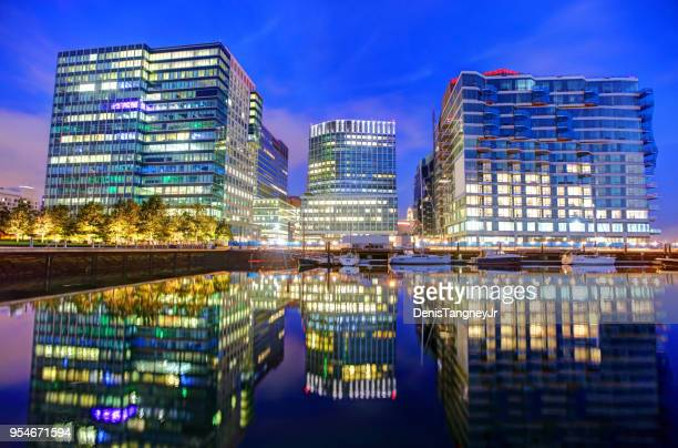 boston seaport district - county stock pictures, royalty-free photos & images