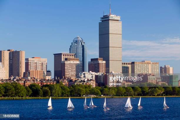 Boston Skyline Horizontal