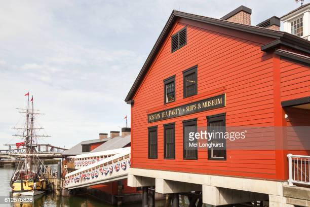 Boston Tea Party Stock Photos And Pictures Getty Images