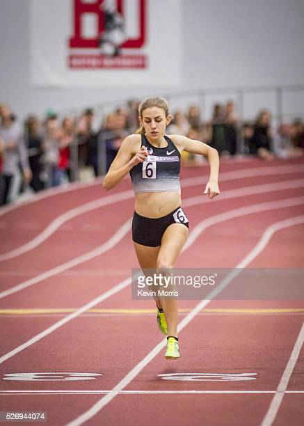 Boston University Multiteam indoor track field meet 1000m WJR