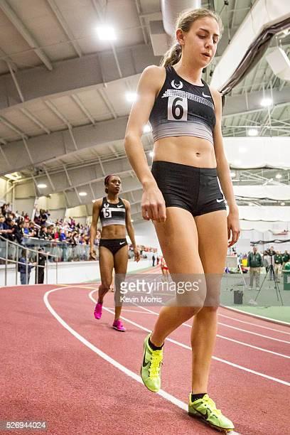 Boston University Multiteam indoor track field meet
