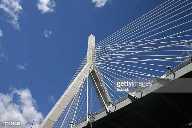 Boston's Leonard Zakim Bridge