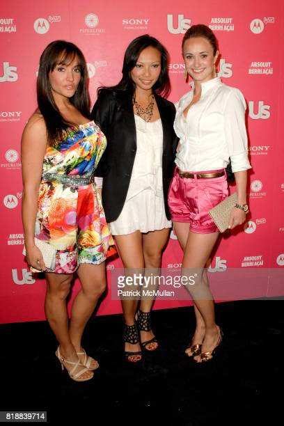 Bot Fly Girls attends Us Weekly Hot Hollywood Style Issue Event at Drai's Hollywood on April 22, 2010 in Hollywood, California.
