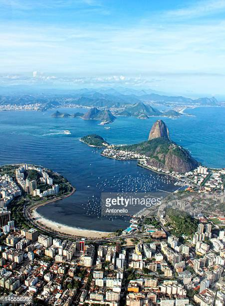 Botafogo Bay and Sugar Loaf